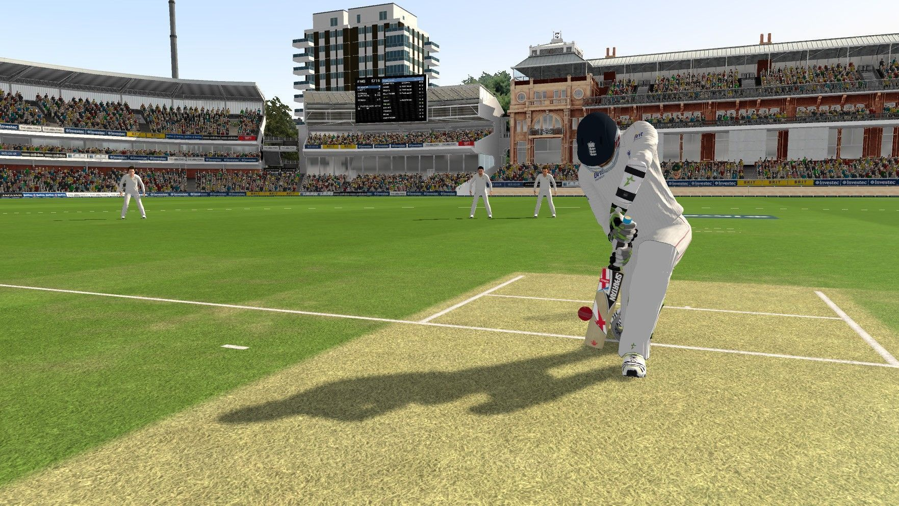 Download miniclip game cricket defend the wicket free | seaman.