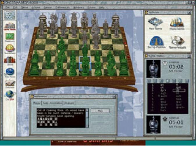 Torrentino.com - Скачивать игры - Chessmaster 8000 бесплатно через торрент