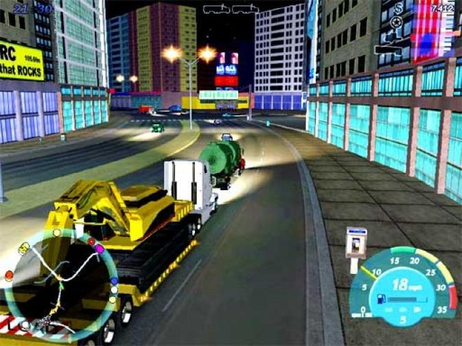 Новости 18 Wheels of Steel: Convoy: дата выхода, системные требования, слух