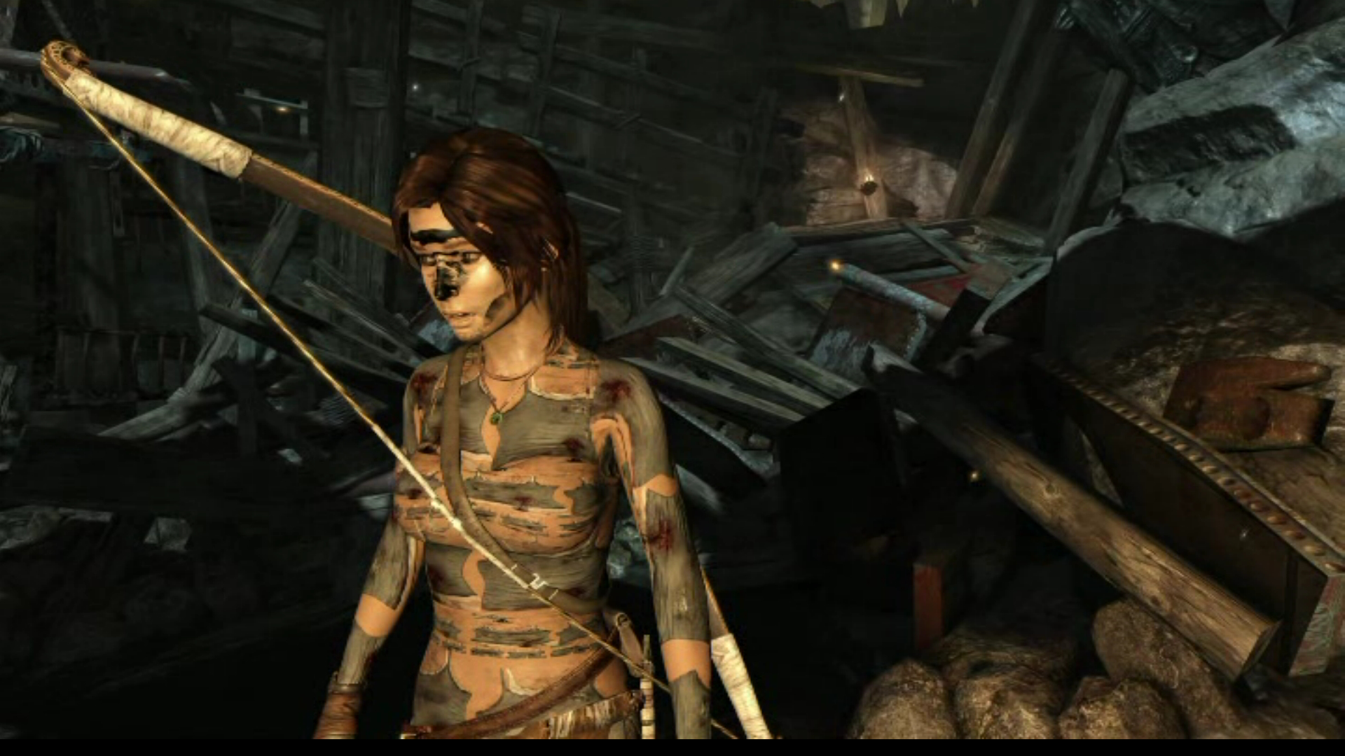 Lara croft die topless porno galleries