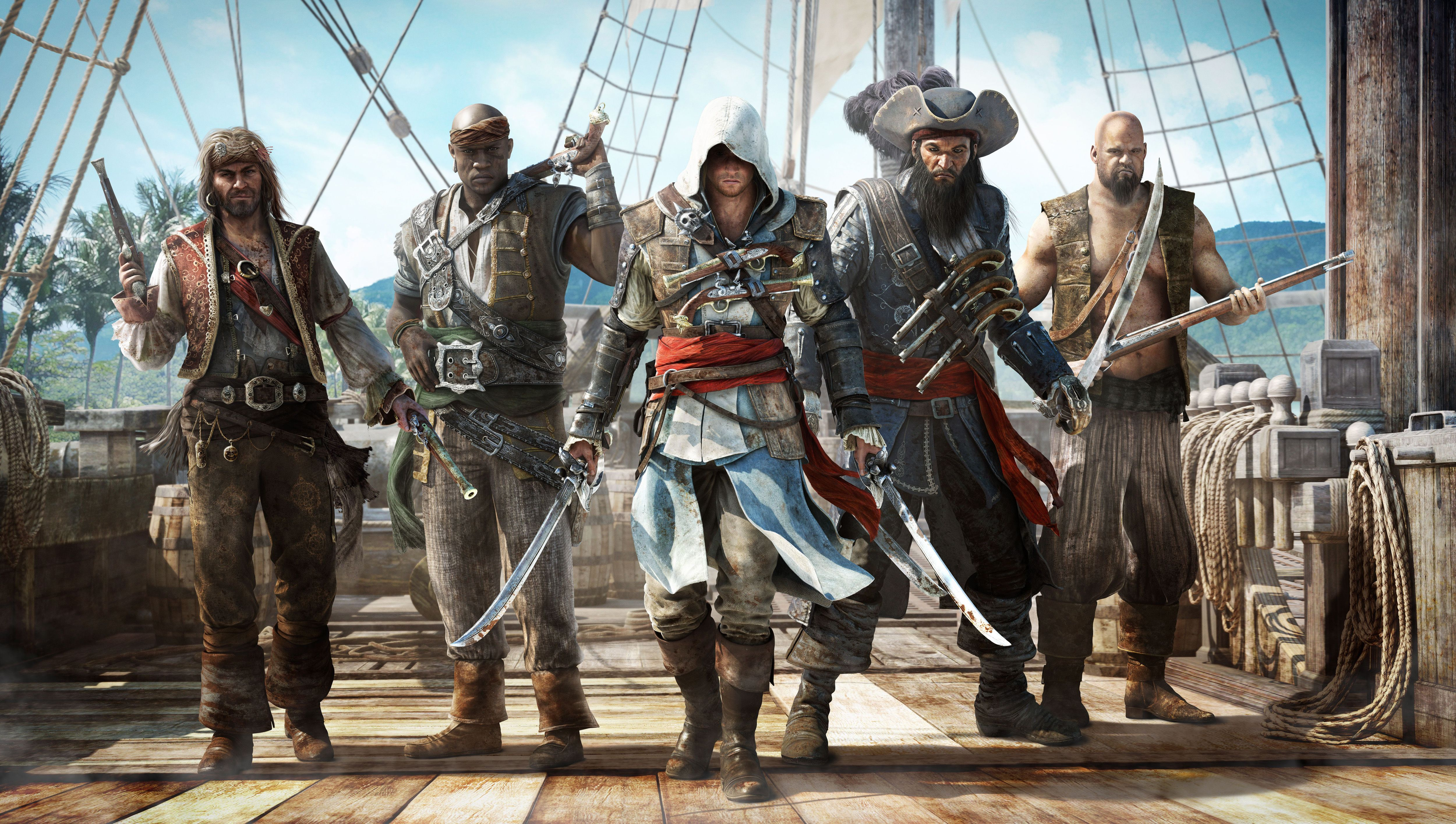 Assassin s creed iv