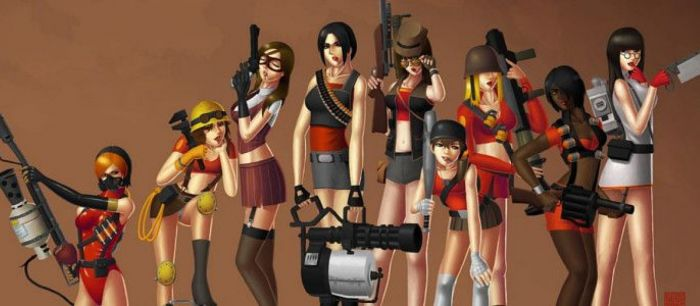 Team Fortress 2 ������������ � Counter-Strike